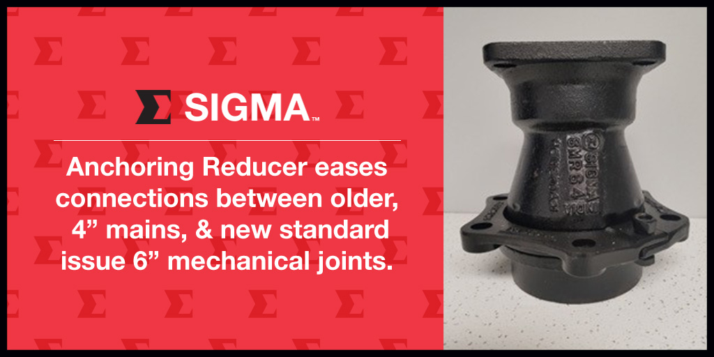 SIGMA Anchoring Reducer