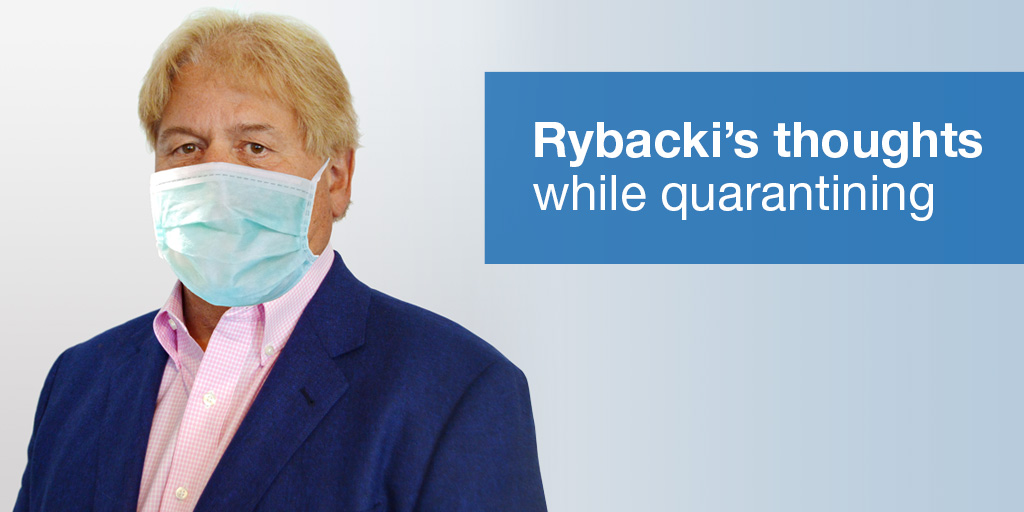 Larry Rybacki Quarantine
