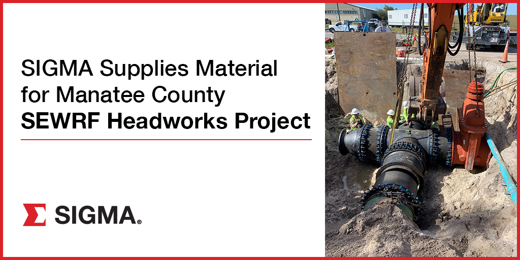 Material for Manatee County SEWRF